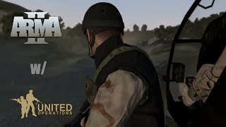 Arma 2 UO: Formation March and Chain of Command