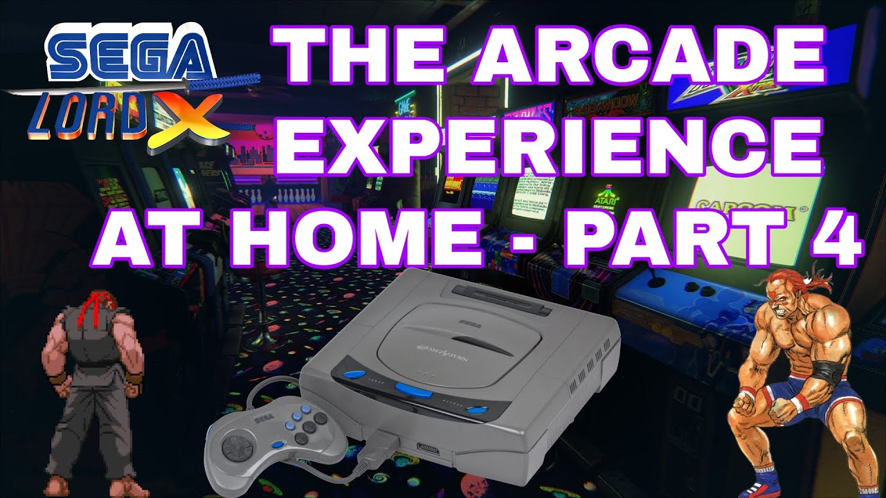 The Arcade Experience at Home - Part 4
