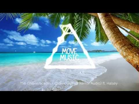 The Chainsmokers - Closer (R3hab Remix...