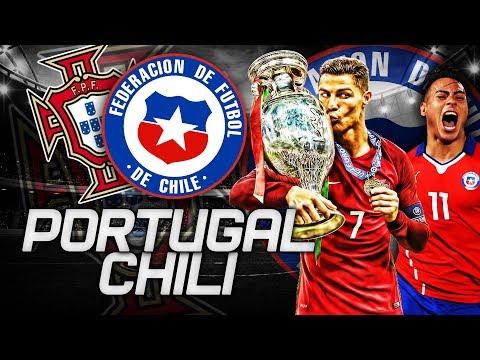 🔴 DIRECT FOOT - PORTUGAL - CHILI - DEMI FINALE 📺