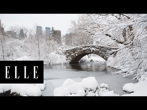 Beautiful Places That Look Magical in Snow | ELLE