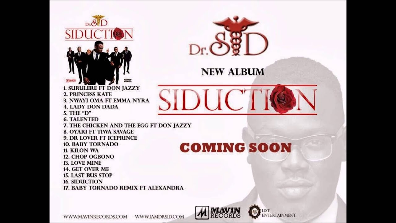 surulere remix by dr sid ft don jazzy wizkid and phyno