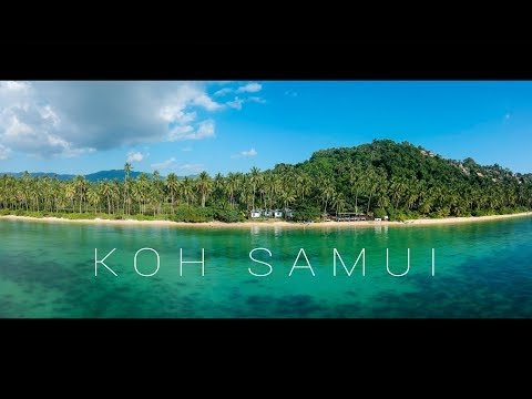 Koh Samui Aerial View – DJI Spark Koh Samui Drone Movie