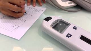 Ukuran asam urat , gula darah, kolesterol normal
