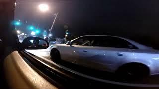 MUSTANG GT VS AUDI A4