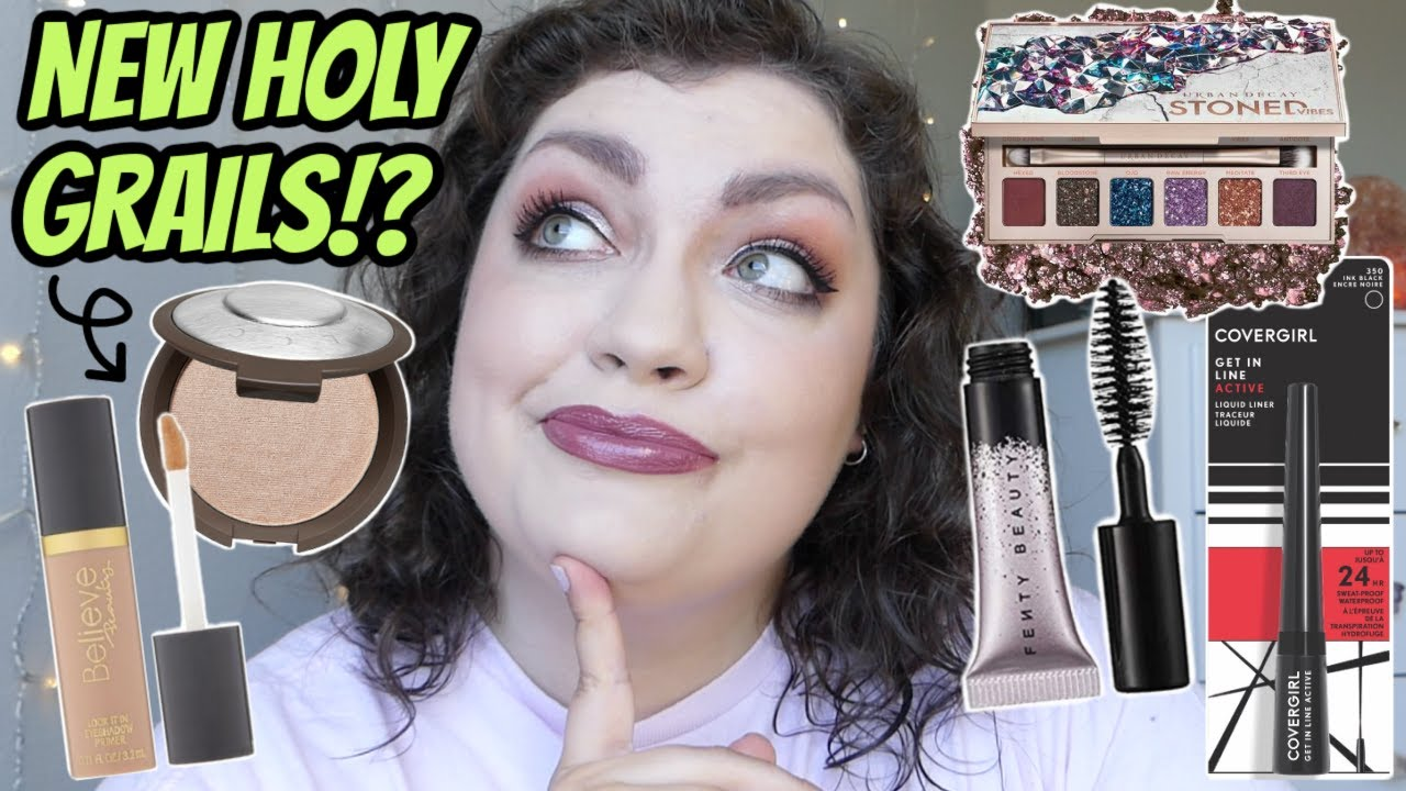 More Makeup I'm *ACTUALLY* Excited To Try!!! | CHIT-CHAT GRWM: FULL FACE OF FIRST IMPRESSIONS #