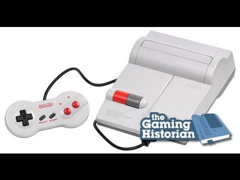 NES 2 Top Loader (Model NES-101) - Gaming Historian