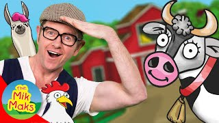 Learn Directional Language for Kids | Find Farm Animals | Educational Videos for Kids