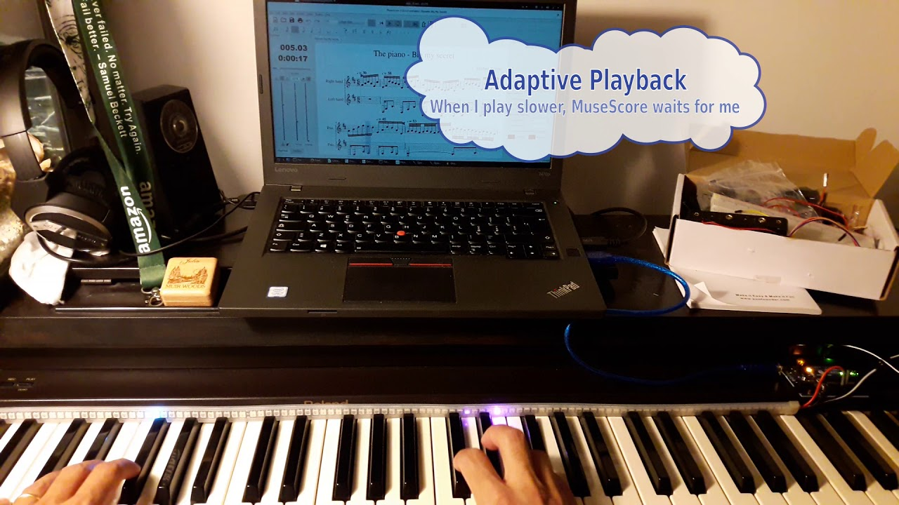 MuseScore+Arduino+LEDs+MIDI = Piano Tutor: 5 Steps (with