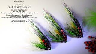 Tying The Heineken Salmon/Steelhead Fly by Davie McPhail