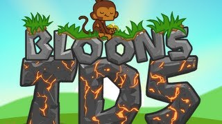 bloons td 5-Walkthrough