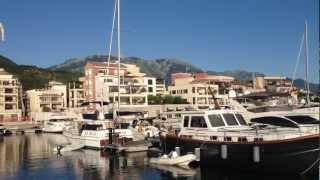ПортоМонтенегро с яхты(, 2012-06-23T07:05:54.000Z)
