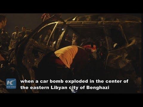 Car bomb kills at least 7 in Libya's Benghazi