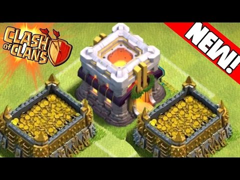 Clash of Clans - NEW 2016 UPDATE WISHLIST! Town Hall 11, Wizard Prince, Gem Mines! Update Ideas!