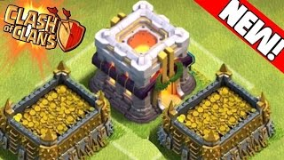 Clash of Clans - NEW 2015 UPDATE! Town Hall 11, Wizard Prince, Gem Mines & New Troops! Update Ideas!