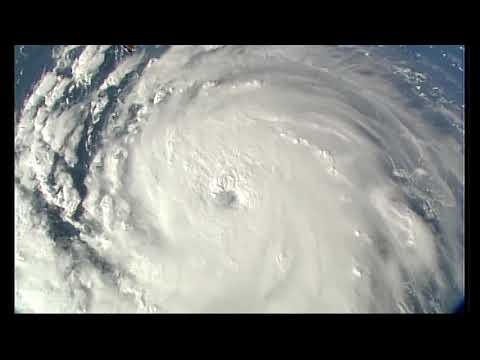 Hurricane Florence Seen in Amazing Space Station Views