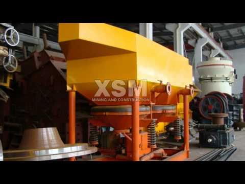 Vermiculite Crusher Machine,Ore Processing Plant,Mining Equipment