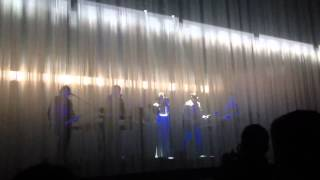 How To Destroy Angels Live - First 11 minutes @ the Fox Theater Pomona