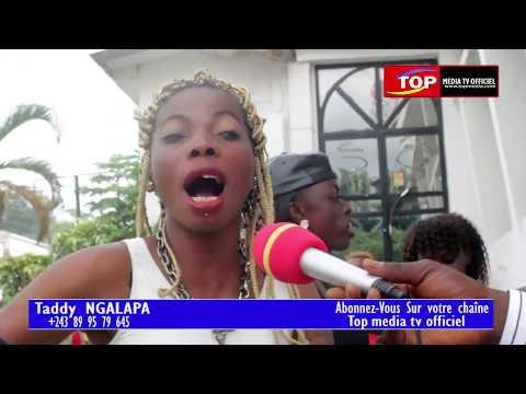 Kinshasa Makambo botala bino moko ndenge ba danseuse bakomi ko longola bilamba na ba concert suivez