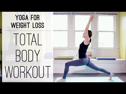 Weight Loss Yoga  |  Total Body Workout  |  Yoga With Adrien