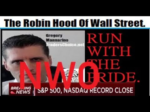 Image result for IMAGE OF NWO. The Federal Reserve IS NOW THE Most Powerful Institution ON EARTH.. Mannarino