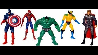 Диво супер герой фігурки іграшка, герой правосуддя в набір 5 | продажу Amazon на дитячі іграшки | пропозиції