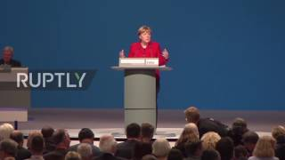 Germany   Merkel calls for burqa ban   'it is not appropriate and should be outlawed'