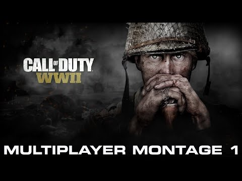WW2 BEST MOMENTS MONTAGE 1! Knives, Snipes & Much More! VARIETY!