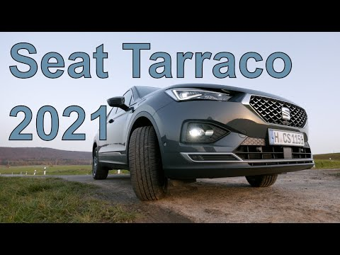 Seat Tarraco 2021 Xcellence - My new car is a talented actor :)