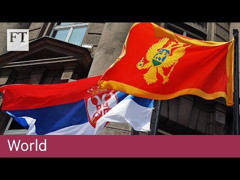Balkan nations lined up for EU membership