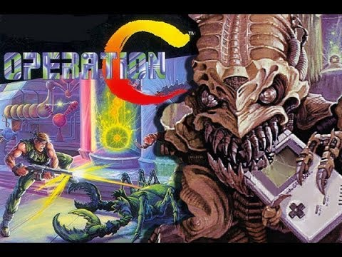 Operation C (Contra) for Game Boy Color from Konami