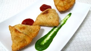 Indian Samosa,punjabi Samosa ,aloo Samosa Recipe- Easy Indian Snack/appetizer/breakfast Recipe