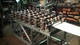 Станок для производства кабельных лотков(, 2013-08-01T06:11:01.000Z)