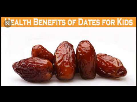 Top Benefits of dates for Kids|Health Food For Kids|Secret Health Benefits Of Dates|Kids Health Food
