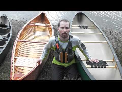 Basic Canoe Parts Identification