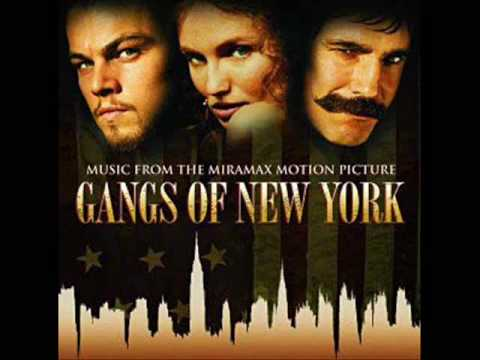 Gangs of New York - End Credits theme