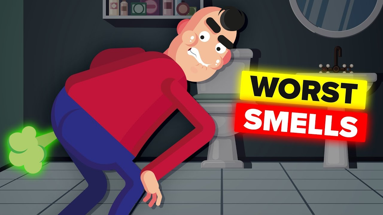 What Is The Worst Smell In The World