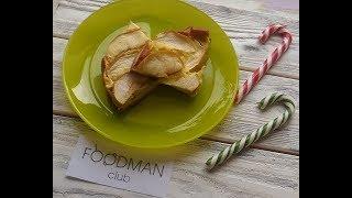 Сладкий омлет с яблоком: рецепт от Foodman.club