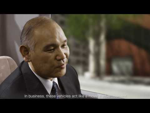 TOYOTA COASTER|The summary Video with interview of Chief Engineer
