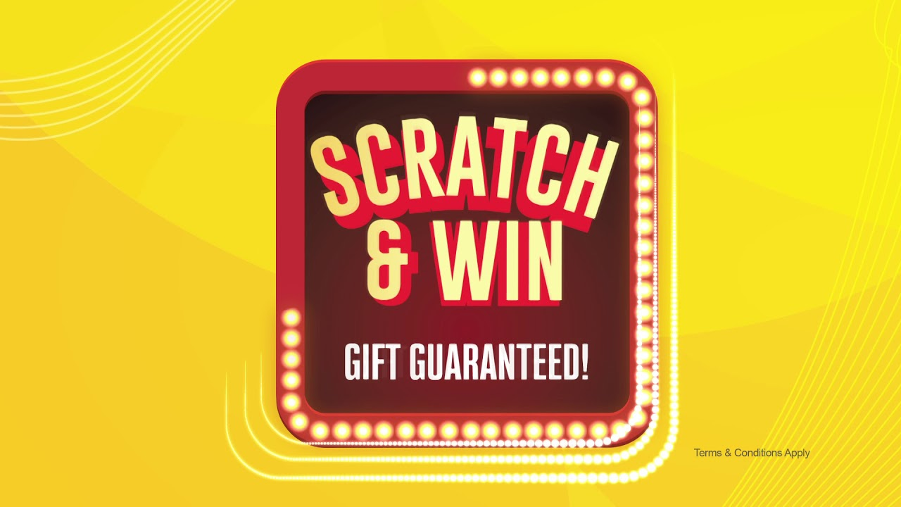 Free Scratch And Win