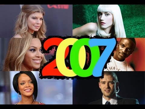 Billboard Hot 100 Top 100 Songs of Year End 2007