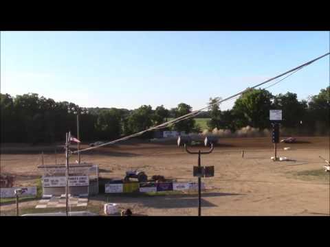 Butler Motor Speedway UMP Modified Heat #1 7/16/16