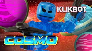 KlikBot | Cosmo: Top Secret Spy Mission (Galaxy Defenders)