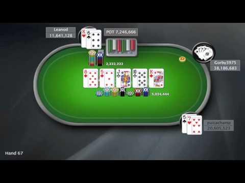 Online Poker Show - Sunday Million - February 26th 2012 - PokerStars.co.uk