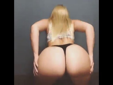 Big sexy ass twerk