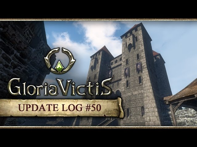 Gloria Victis Dev Log - 50 updates deployed in less than a year!