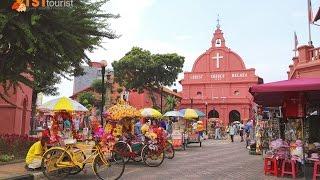 [TST tourist]Khám phá Malacca, thành phố cổ xinh đẹp cuả Malaysia