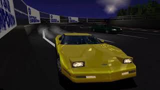 273 - Chevrolet Corvette - Special Stage Route 5 - Race - Gran Turismo 1997 PSX Games