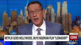 Download Video LIONHEART THE MOVIE (Genevieve finally achieved her goals with Netflix ) Nollywood Interview MP3 3GP MP4