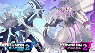 Pokémon Diamond and Pearl Remake: Dialga/Palkia Battle Theme Remix [Prediction]